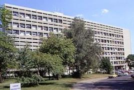 Le Corbusier, Unità d'abitazione a Berlino (1957). Fonte: wikipedia
