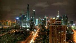 La metropoli: Shanghai. Fonte: wikipedia