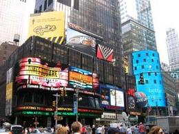 New York, Times Square. Fonte: wikipedia