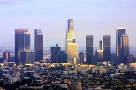 Los Angeles. Tratta da: wikimedia