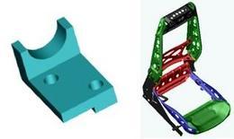 Modelli CAD 3D.