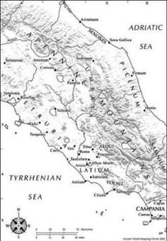 Etruria e Lazio