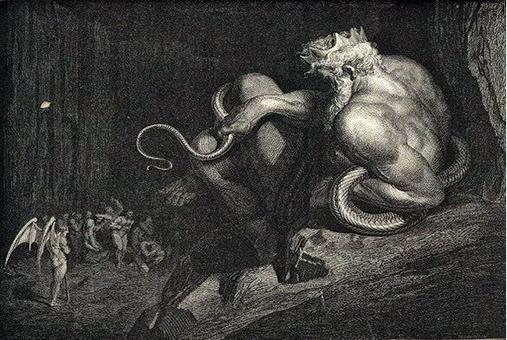 Illustrazione di Gustave Dorè.