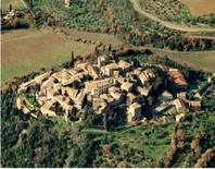 Medieval town of Montalcino, Tuscany (Italy). Source: UNESCO