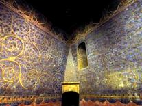 Pope's room, XIV century, Avignon (France). Source: UNESCO