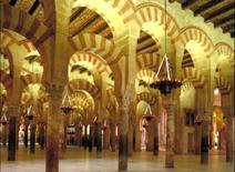 Mosque, VIII-X century, Cordoba (Spain) (from UNESCO) (photo D.Mazzoleni).