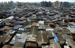 Slum in Mumbai (India). Source: KK
