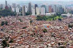 Favela in Sao Paulo (Brazil). Source: Lalibertadylaley