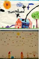 Disegni infantili. Archivio Donatella Mazzoleni