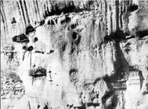 Nidi di eremiti, XI-XVI sec, Meteore (Grecia). Fonte: UNESCO