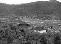 Casa collettiva Ha Kka, secc. XII-XIX, Fu Kken (Cina) (cortesia dell'Arch. Junko Hashizume)