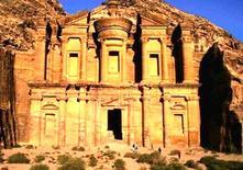 Città Nabatea, VII sec., Petra (Giordania). Foto Donatella Mazzoleni (UNESCO )