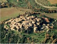 Città medievale di Montalcino, Toscana (Italia). Fonte: Unesco