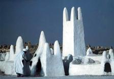 Insediamenti Ibaditi, X sec.-oggi, valle di M'Zab (Algeria). Francis Tack ©   Fonte: UNESCO