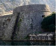 Bastioni della Bocche di Cattaro (Montenegro). Foto Donatella Mazzoleni