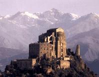 Sacra di San Michele sul monte Pirchiriano, 983-1622, S.Ambrogio di Torino (Italia) (da ARENGARIO)
