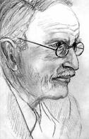 Carl Gustav Jung (Kesswil 1875 – Küsnacht 1961). Fonte: Wikipedia