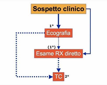 Algoritmo diagnostico del peritoneo