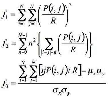L'operatore Haralick è una misura del contrasto o della variazione locale presente in una immagine.
