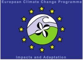 European Climate Change Programme. Impact and adaptation