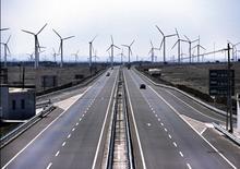 Uso di pale eoliche. Fonte: Comune di Modena