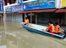 Effetti delle alluvioni sulle aree urbane. Fonte: Comune di Modena