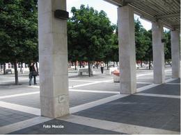 Milano. Recupero dell'area dismessa degli stabilimenti Pirelli Bicocca. Sede dell'Università. Fonte: Moccia