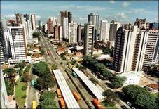 Il sistema di autobus di Curitiba. Fonte: Luciana Ferla