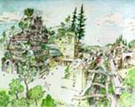 Fase 3. Trasformazione ecologica di un centro commerciale in tre fasi.Fonte: Ecocity Builders