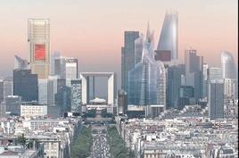 Fonte: La Défense Seine Arche