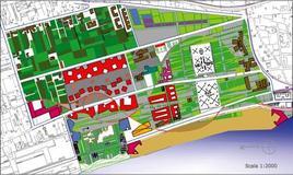 Fonte: Laboratorio di Urbanistica, prof. F. D. Moccia. Allievi: Carbone, Marino, Fracassi, Moscato