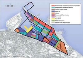 City of Edinburgh, Leith Docks Development Framework. Fonte: City of Edinburgh Council Homepage