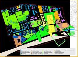 Fonte: Laboratorio di Urbanistica, prof. F. D. Moccia. Allievi: Coppola, Dragone, Damiati