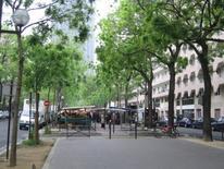 Parigi: Boulevar Edgar quinet. Fonte: foto Moccia