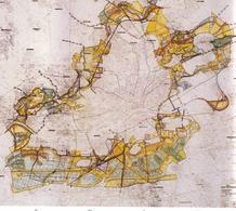 La cintura verde di Francoforte (1989). Verde e la città. Idee e progetti dal Settecento ad oggi di Emanuela Belfiore, Ed. Gangemi