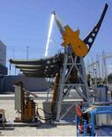 Pannelli termodinamici messi a punto dall'ENEA, M. Falchetta (curatore). Fonte: Programma Enea sull'energia solare