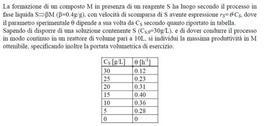 Testo della prova esame Luglio 2006.