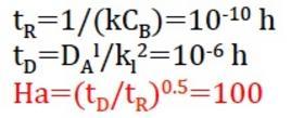 Calcolo del numero di Hatta.
