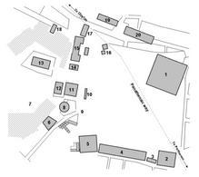 L'Agorà ateniese. Fonte: Wikimedia Commons