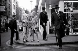 Carnaby Street, Londra anni Sessanta