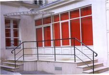 Comme des Garçon, Parigi, spazi di affaccio sulla corte interna