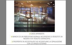 Ambasciata di Roma, interno