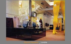 Ambasciata di Londra: vista interna