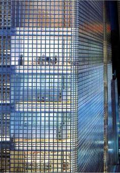 Maison Hermes, Tokyo, 2001, Arch. Renzo Piano