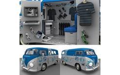 Adidas Kombi Bus