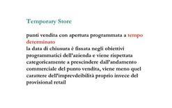 Definizione di Temporary Store