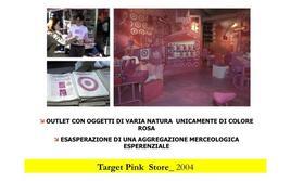 Target Pink Store