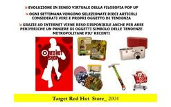 Target Red Hot Store