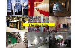 Esempi di spazi commerciali di Comme des Garçons