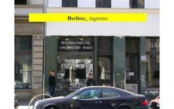 Berlino, affaccio su strada